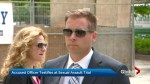 Toronto police officer accused of sexual assault takes stand