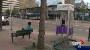 The future of payphones looks uncertain