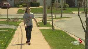 Girl with colitis raising money for 'The Gutsy Walk'