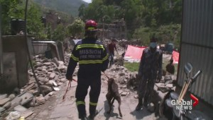 New mission for BC firefighters giving everything they've got in Nepal