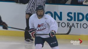 Top prospect Bellerive shines at Lethbridge Hurricanes camp