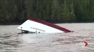 TSB release findings into sinking of Leviathan II near Tofino