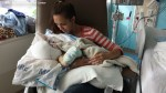 Mom of conjoined twins finally holds one son after successful separation surgery