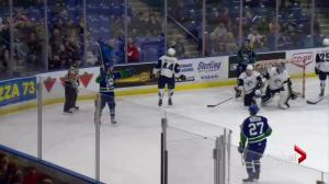 Saskatoon Blades fall 5-3 to Swift Current Broncos in first of home and home