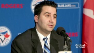 Anthopoulos leaving Toronto Blue Jays