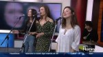 The Katharines perform 'To Bring You My Heart'