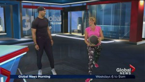 Coach Jonathan Williams on 4 medicine ball workouts