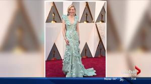 Fashion Magazine on the Oscars fashion winners and losers