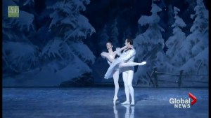 The Nutcracker opens Dec. 15