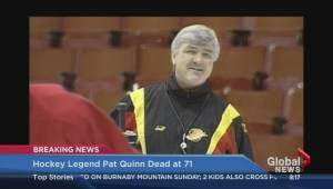 Former Vancouver Canucks' owner on Pat Quinn's passing