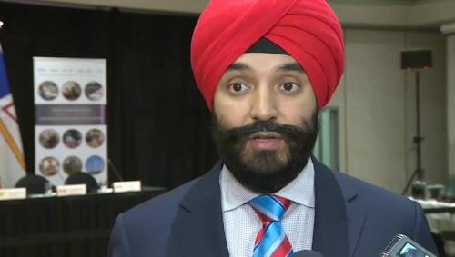 Navdeep bains says he is deeply disappointed about gm for Navdeep singh bains