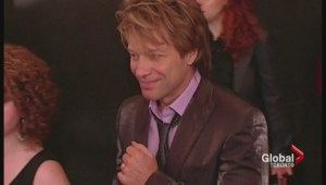 Jon Bon Jovi to be honoured for humanitarian work