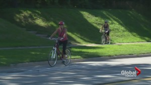Burlington puts arterial road on 'diet' to make way for bike lanes