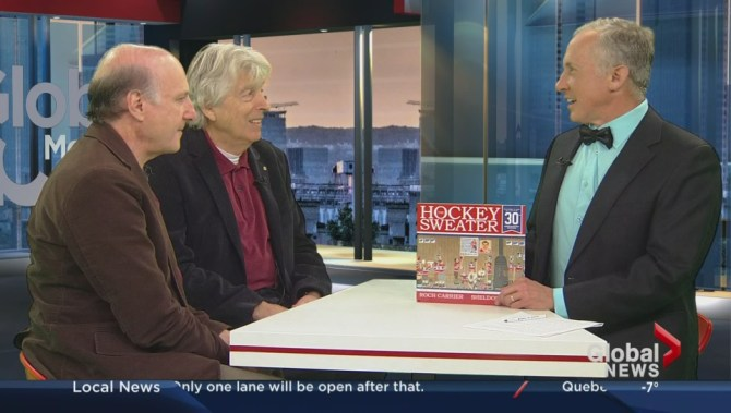 the roch carrier as a famous canadian writer A happy new year's day by roch carrier ( book ) la guerre, yes sir by roch carrier ( book .