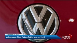 Ruling in Canadian VW class action lawsuit delayed