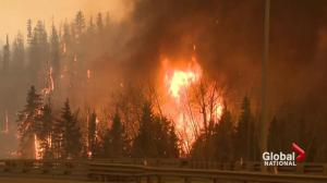 Fort McMurray wildfire causes Alberta's provincial debt to soar