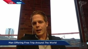 Free trip around the World