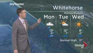 BC Evening Weather Forecast: May 1