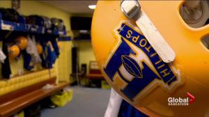 2 Saskatoon Hilltops suspended after teammate chokes on tape wrapped around neck