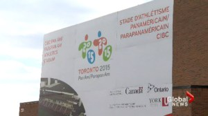 Pan Am Games need some finishing touches with 100 days to go