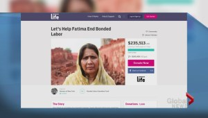 Humans of New York creator drawing attention to Pakistan's bonded labour