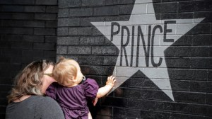 Prince tributes from around the world