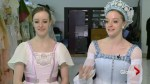 'The Nutcracker' double take with twin ballet dancers