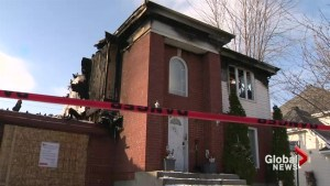 Sainte-Anne's helps single mother after fire