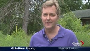 Controversy over Pointe-Claire garden