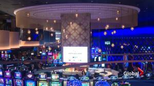 Grand opening for Edmonton's Grand Villa Casino