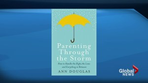 """Parenting Through The Storm"" of mental health issues"
