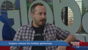 Calgary venues for holiday gatherings