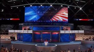 Virginia Senator Tim Kaine receives vice presidential nomination