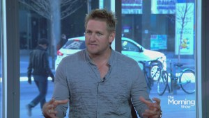 Curtis Stone talks about his new book 'Good Food, Good Life'