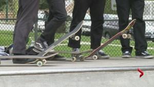 Skate Park Fight