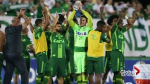 75 dead as plane carrying Brazillian soccer team crashes in Colombia