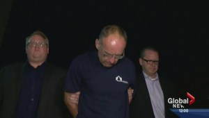 Preliminary hearing begins for accused triple murderer Douglas Garland
