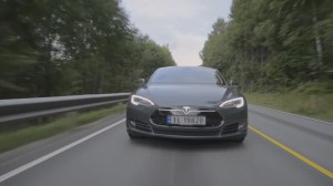 Tesla claims to have fastest production car in the world