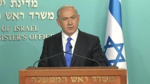 Israeli PM condemns attacks in Paris