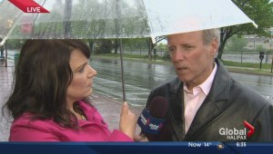 Mayor speaks out on arrest of Moncton suspect arrest