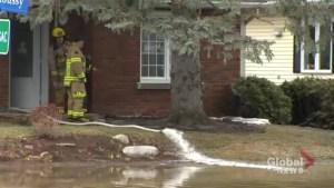 200 homes flooded in Sainte-Thérèse, cleanup underway