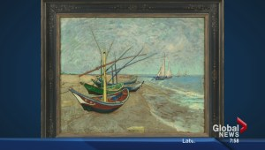 Van Gogh Museum Editions Tour