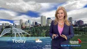 Edmonton early morning weather forecast: Wednesday, May 17, 2017