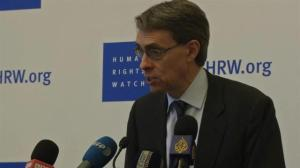 Human Rights Watch releases report critical of ISIS; also Syrian and Iraqi governments