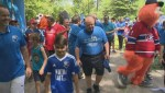 10th anniversary of the PROCURE Walk of Courage