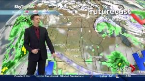 Saskatoon weather outlook – October 7