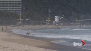 Rio 2016: IOC adamant water safe for athletes