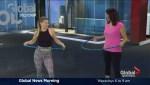 Getting into shape using hula hoops