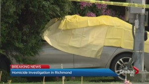 Police investigating brazen Mothers' Day Homicide in Richmond