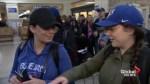 B.C. Blue Jays fans take over Safeco Field